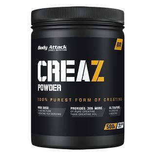 Body Attack - CREAZ - 500g