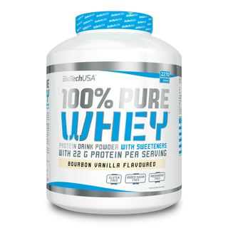 Bio Tech USA - 100% Pure Whey - 2270g
