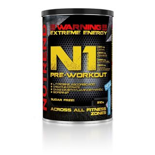 Nutrend - N1 PRE-WORKOUT - 510g