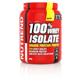 Nutrend - 100% WHEY ISOLATE - 900g