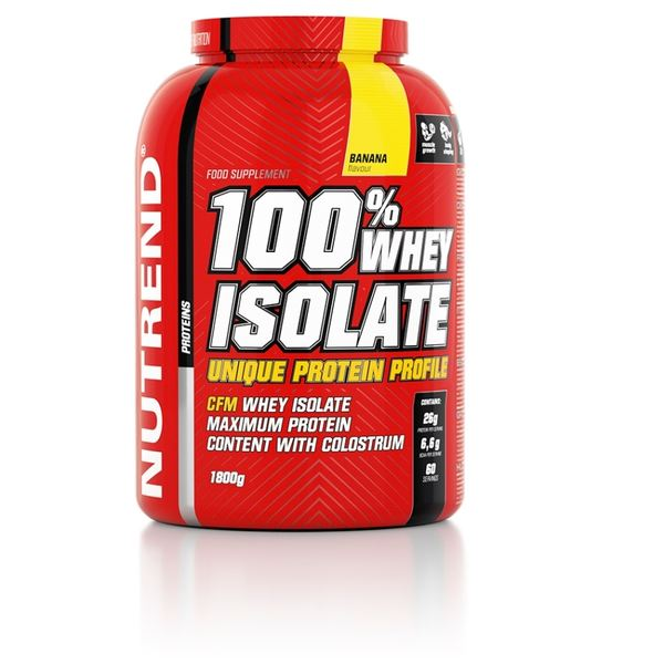 Nutrend - 100% WHEY ISOLATE - 1800g