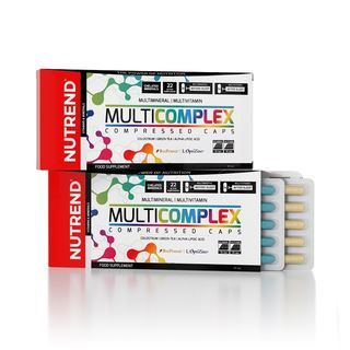 Nutrend - MULTICOMPLEX COMPRESSED - 60 Kapseln