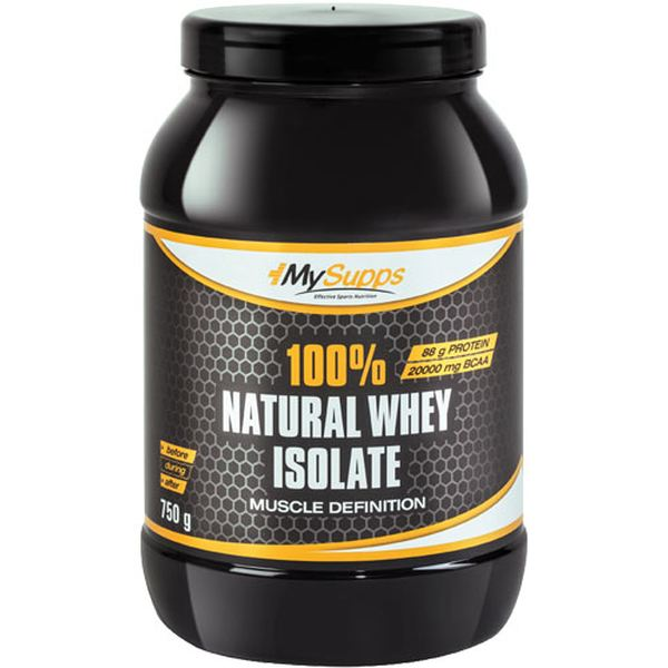 My Supps - Natural Whey Isolate - 750g