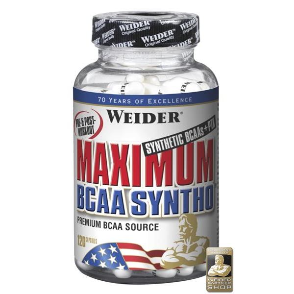 Weider - Maximum BCAA Syntho