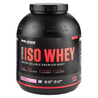 Body Attack - Extreme ISO Whey - 1800g