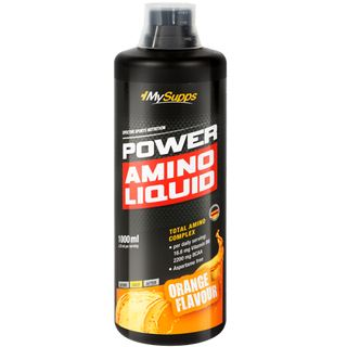 My Supps - Power Amino Liquid - 1000ml