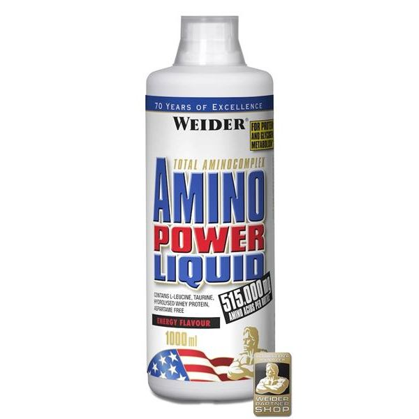 Weider - Amino Power Liquid - 1L