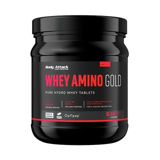 Body Attack - Whey Amino Gold - 325 Tabletten