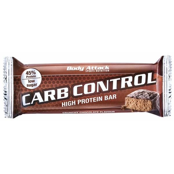 Body Attack - Carb Control - 100g