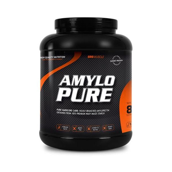 SRS Muscle - Amylo Pure - 2000g Neutral