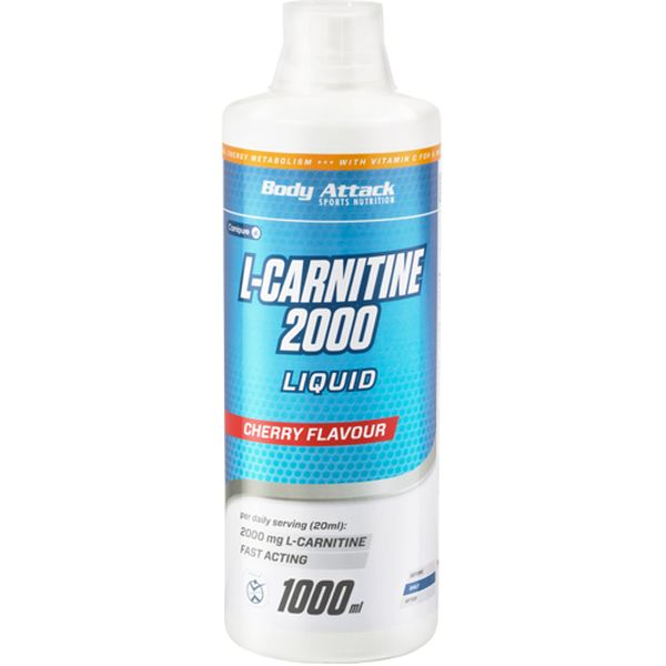 Body Attack - L-Carnitin Liquid